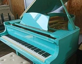 グリーンピアノ