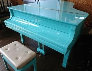 グリーンピアノ2